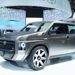 Toyota TJ Cruiser sẽ ra mắt vào Tháng 5